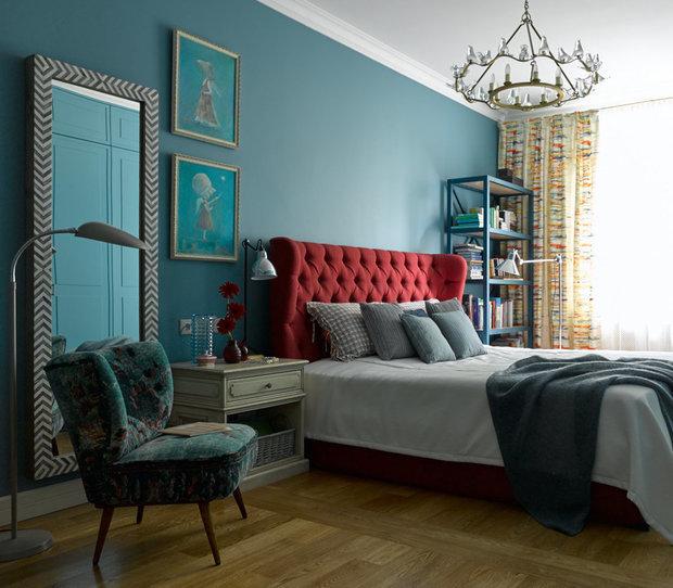 Дизайн: Надя Зотова, бюро Enjoy Home