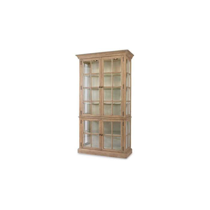 Шкаф витринный WALTHAM
