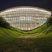 Фотография: Ландшафт в стиле Современный, Дома и квартиры, Городские места, Москва – фото на InMyRoom.ru