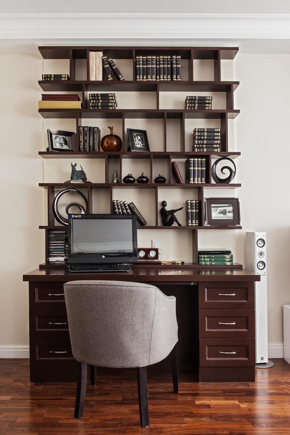Фотография: Офис в стиле Современный, Квартира, Hudson Valley, Vistosi, Дома и квартиры, Проект недели, Porada – фото на InMyRoom.ru