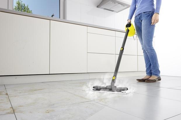 Фотография:  в стиле , Советы, уборка квартиры, простая уборка, здоровый микроклимат в квартире, Karcher, уборка дома – фото на InMyRoom.ru