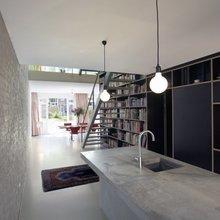 Фотография: Кухня и столовая в стиле Современный, Лофт, Квартира, Дома и квартиры – фото на InMyRoom.ru