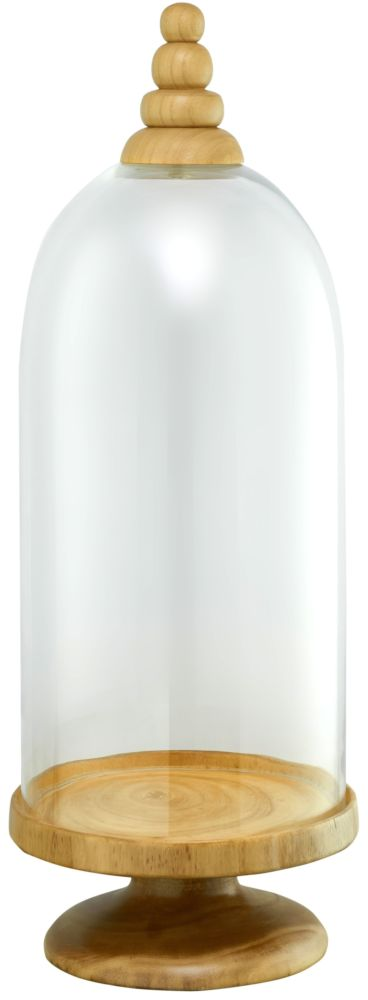 Купить Ваза напольная Vase Glass/Wood , inmyroom