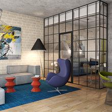 Фото из портфолио Винтажный лофт – фотографии дизайна интерьеров на INMYROOM