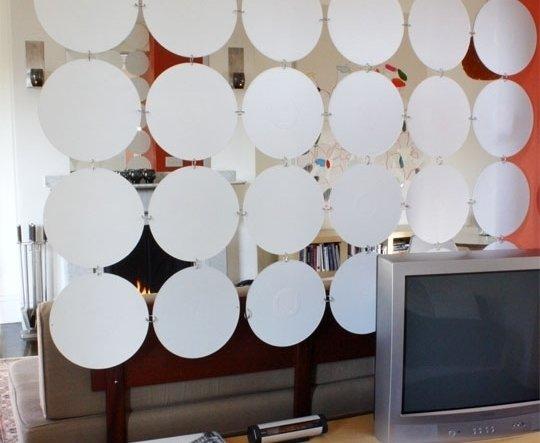 Фотография: Декор в стиле Современный, DIY, Стиль жизни, Советы, Перегородки – фото на InMyRoom.ru