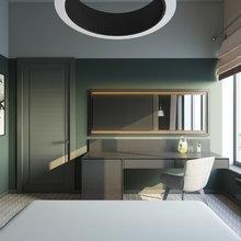 Фото из портфолио Отель – фотографии дизайна интерьеров на INMYROOM