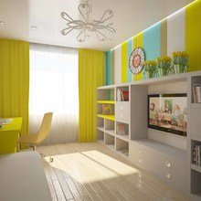 Фото из портфолио Квартира на Романова – фотографии дизайна интерьеров на InMyRoom.ru