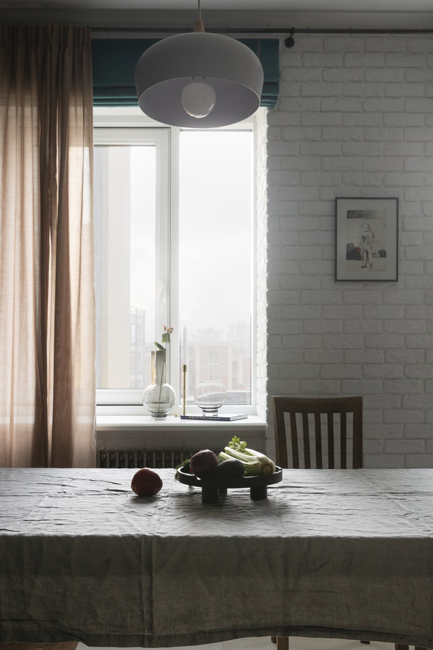 Фотография: Кухня и столовая в стиле Классический, Современный, Квартира, Проект недели, Москва, 4 и больше, Более 90 метров, Наталия Васильева – фото на INMYROOM
