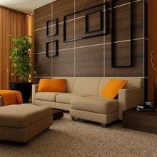 Фотография: Гостиная в стиле Восточный, Интерьер комнат – фото на InMyRoom.ru