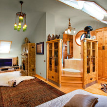 Фото из портфолио Каждый охотник желает дом – фотографии дизайна интерьеров на INMYROOM
