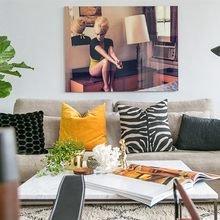 Фото из портфолио Вдохновляющий скандинавский стиль в интерьере – фотографии дизайна интерьеров на InMyRoom.ru