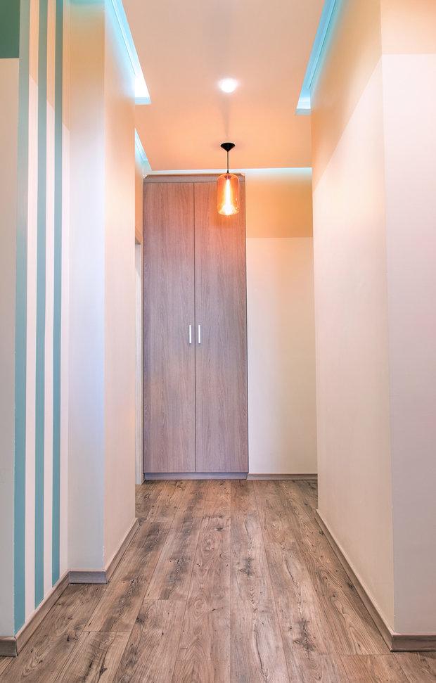 Фото из портфолио Фото - ЖК Дубровка - квартира с четырьмя детскими – фотографии дизайна интерьеров на INMYROOM