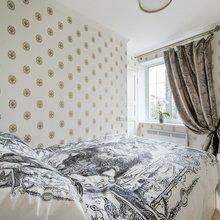 Фотография: Спальня в стиле Кантри, Архитектура, Планировки, Аксессуары, Декор, Мебель и свет, Гид – фото на InMyRoom.ru