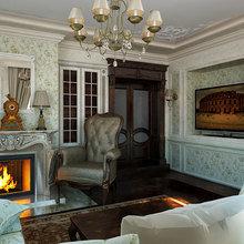 Фото из портфолио Дом директора Газпромбанка – фотографии дизайна интерьеров на InMyRoom.ru
