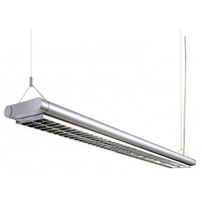 Светильник подвесной диммируеммый Work Light серебристый / хром