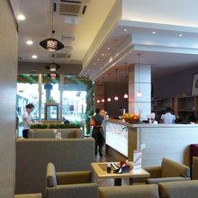 Фото из портфолио Ресторан Ваби-Саби – фотографии дизайна интерьеров на InMyRoom.ru
