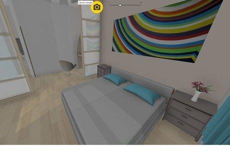 помогите с зонированием спальни