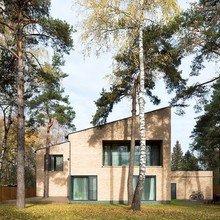 Фото из портфолио Частный дом в Московской области – фотографии дизайна интерьеров на INMYROOM