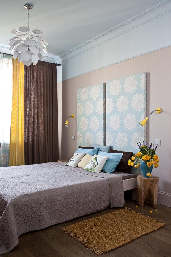Фотография: Спальня в стиле Современный, Эклектика, Декор интерьера, Квартира, Дома и квартиры, IKEA – фото на InMyRoom.ru