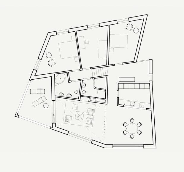 Фотография: Планировки в стиле , Квартира, Гид – фото на InMyRoom.ru