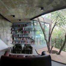 Фотография: Гостиная в стиле Лофт, Дом, Стиль жизни, Советы – фото на InMyRoom.ru