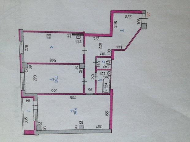 помогите с расстановкой мебели в двушке кухня, спальня, гостиная