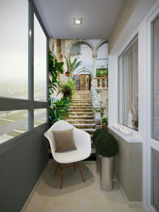Фотография: Балкон в стиле Современный, Советы – фото на InMyRoom.ru