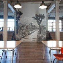Фото из портфолио Уникальное  рабочее пространство, Лос-Анджелес – фотографии дизайна интерьеров на INMYROOM
