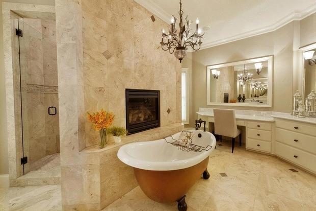 Фотография: Ванная в стиле Эклектика, Декор интерьера, Декор дома – фото на InMyRoom.ru