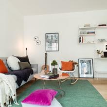 Фото из портфолио Folkungagatan 112, 4 tr – фотографии дизайна интерьеров на INMYROOM