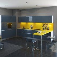 Фото из портфолио Кухня  Парма. – фотографии дизайна интерьеров на INMYROOM