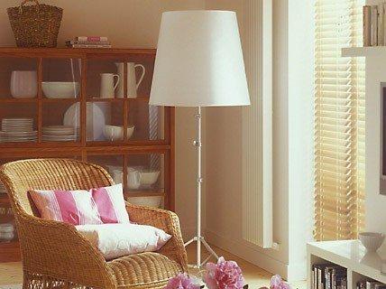 Фотография: Мебель и свет в стиле Прованс и Кантри, Гостиная, Квартира, Дома и квартиры, Переделка – фото на InMyRoom.ru