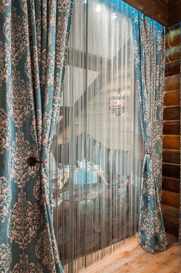 Фотография: Спальня в стиле Прованс и Кантри, Интерьер комнат, Мансарда – фото на InMyRoom.ru