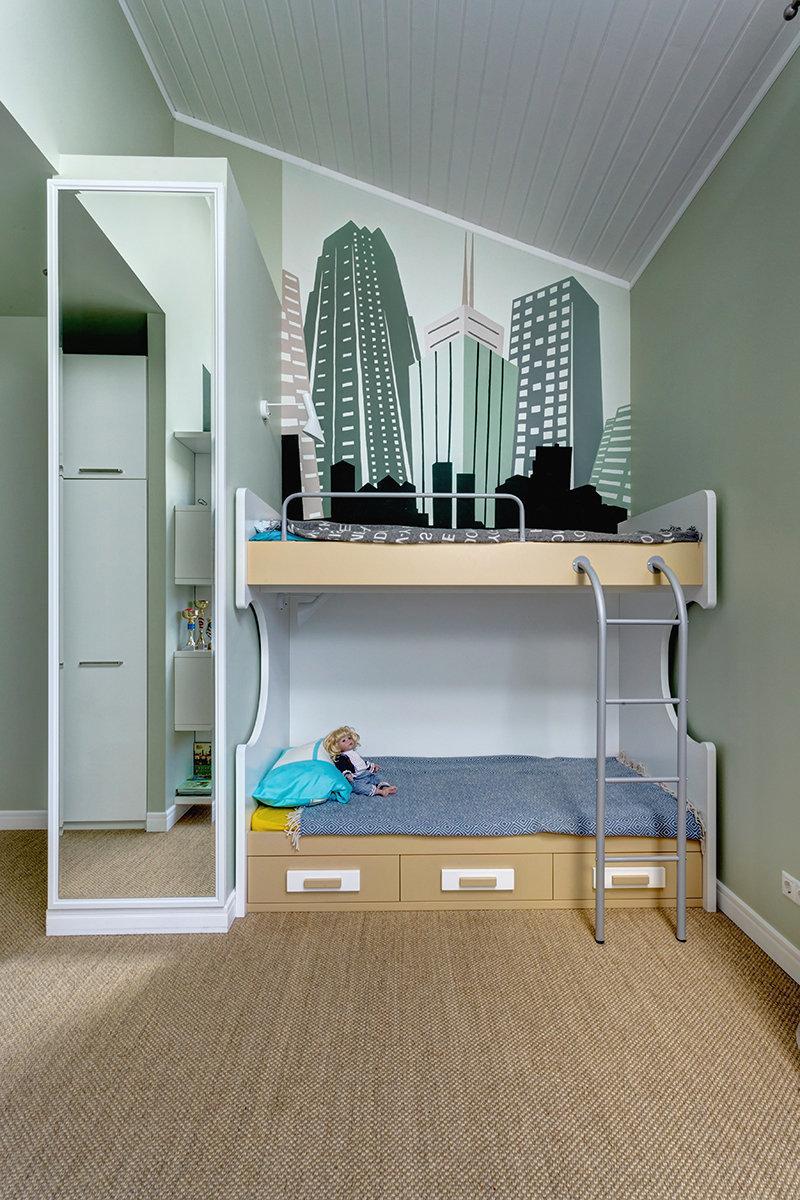 Фотография: Детская в стиле Современный, Проект недели, Подмосковье – фото на InMyRoom.ru