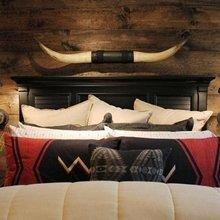 Фотография: Спальня в стиле Кантри, Интерьер комнат, Проект недели – фото на InMyRoom.ru
