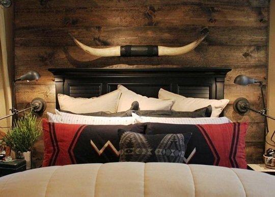 Фотография: Спальня в стиле Прованс и Кантри, Интерьер комнат, Проект недели – фото на InMyRoom.ru