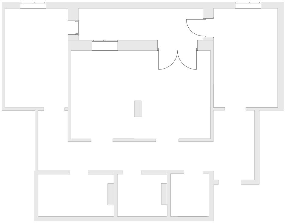 Фотография: Планировки в стиле , Квартира, Дома и квартиры, IKEA, Проект недели – фото на InMyRoom.ru