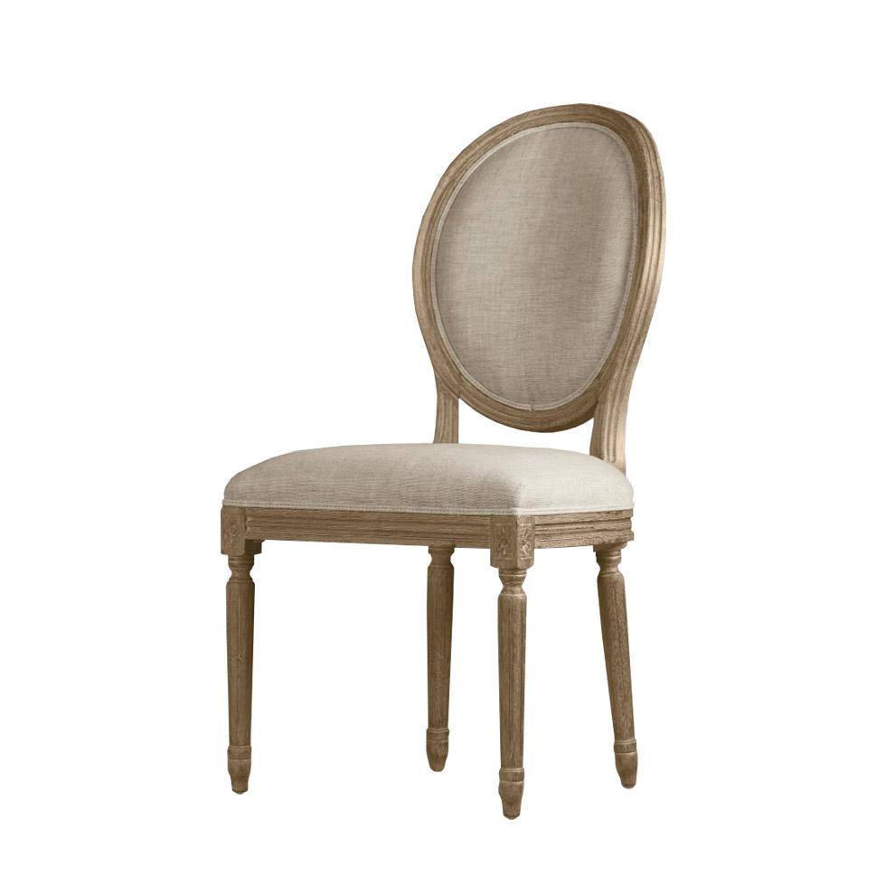 Купить Стул Louis Side Chair с мягкой обивкой, inmyroom, Китай