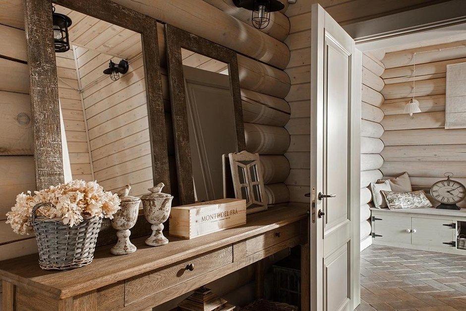 Фотография: Прихожая в стиле Прованс и Кантри, Дом, Дома и квартиры, Проект недели, Эко – фото на InMyRoom.ru
