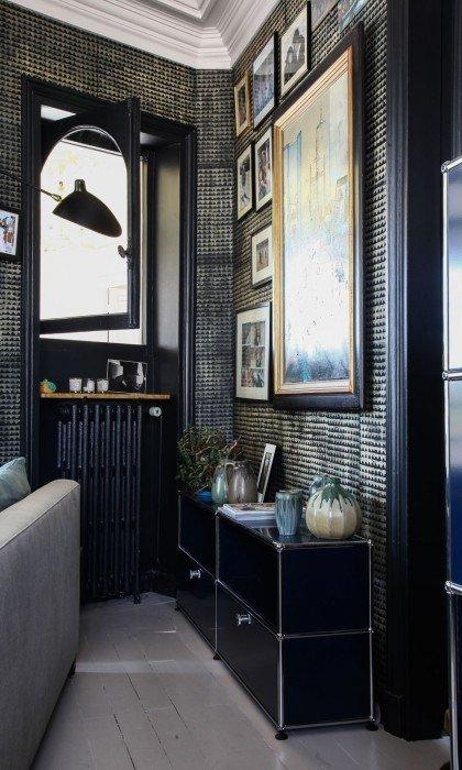 Фото из портфолио Винтажный дизайн или как объединить мебель из прошлых эпох – фотографии дизайна интерьеров на INMYROOM