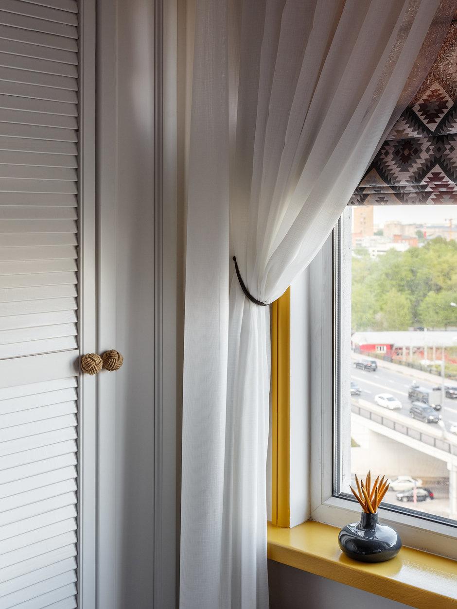 Фотография:  в стиле , Квартира, Проект недели, Москва, КОПЭ, Даша Ухлинова, Панельный дом, 3 комнаты, 60-90 метров – фото на InMyRoom.ru