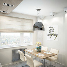 Фото из портфолио Современный интерьер квартиры в доме серии КОПЭ – фотографии дизайна интерьеров на INMYROOM