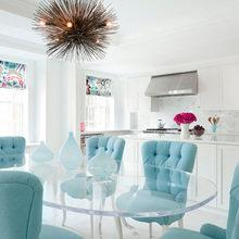 Фотография: Кухня и столовая в стиле Классический, Эклектика, Квартира, Дома и квартиры, Ар-деко – фото на InMyRoom.ru