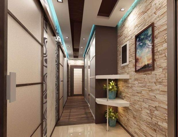 Фотография: Кухня и столовая в стиле Минимализм, Прихожая, Декор интерьера, Малогабаритная квартира, Квартира, Дом – фото на InMyRoom.ru