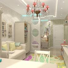Фото из портфолио Детская комнатка для маленькой принцессы – фотографии дизайна интерьеров на InMyRoom.ru