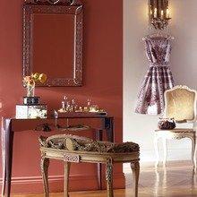 Фотография: Мебель и свет в стиле Кантри, Декор интерьера, Дизайн интерьера, Цвет в интерьере, Красный – фото на InMyRoom.ru
