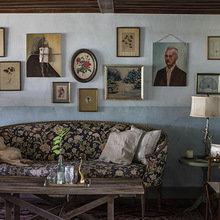 Фотография: Гостиная в стиле Кантри, Дом, Переделка, Дом и дача – фото на InMyRoom.ru
