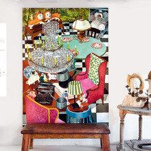 Фотография: Декор в стиле Кантри, Прихожая, Декор интерьера, Дом, Цвет в интерьере, Дома и квартиры, Белый, Стены, Лестница – фото на InMyRoom.ru