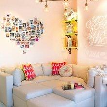 Фотография: Гостиная в стиле Современный, Декор интерьера, DIY, Дизайн интерьера, Цвет в интерьере – фото на InMyRoom.ru