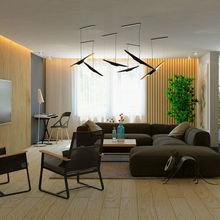 Фото из портфолио Дизайн интерьера в современном стиле – фотографии дизайна интерьеров на InMyRoom.ru